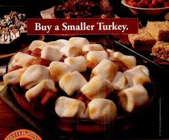 marshmallow topped sweet potatoes for thanksgiving 1998 click