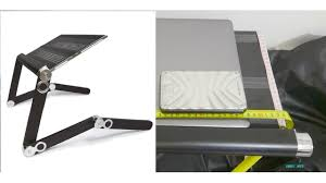 Laptop Folding Desk by Backpainhelp Posture Stand Review Laptop Portable Folding Table