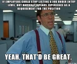 Finding A Job Meme - trying and failing to find a job meme on imgur