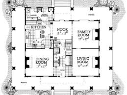 colonial homes floor plans pictures historic colonial house plans free home designs photos