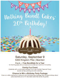 nothing bundt cakes home facebook