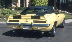1969 camaro rear spoiler 1969 chevrolet camaro z28 photos 1969 chevrolet camaro z28