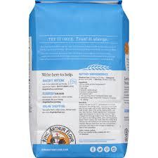 king arthur flour unbleached bread flour 5 lbs walmart com