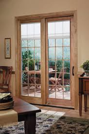Patio French Doors With Blinds by Shop Exterior French Patio Doors U2013 Home Design Ideas