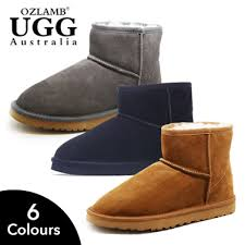 ugg sale australia ankle high unisex australian wool ugg boots buy sale