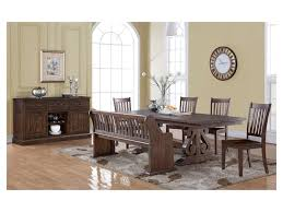 new classic san juan six piece dining table and chair set with