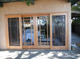 Wood Sliding Glass Patio Doors Wood Sliding Patio Doors Design Sliding Doors Ideas