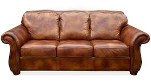 Furniture Leather Sofa Molasses Silverado Leather Sofa Gallery Furniture