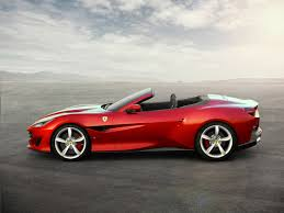 Ferrari California Custom - 2018 ferrari portofino california t replacement gets hp boost