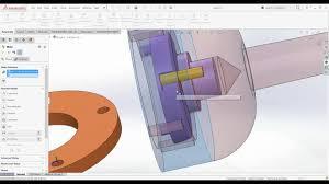 11 floating reamer holder final assembly solidworks 2016 youtube