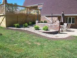ideas for lanscaping landscaping ideas around an above ground pool