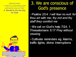 Thy Rod And Thy Staff Comfort Me Walking With God Lesson 8 Kinds Of Devotion 11am How To Call 11