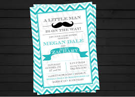 little man birthday invitations mustache baby shower invitation templates theruntime com