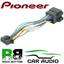 pioneer deh 1300mp wiring harness diagram 16 pin connector best of
