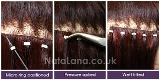 micro weft extensions types of hair extensions natalana mobile hair extensions bristol