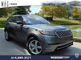 land rover velar custom 2018 land rover range rover velar in dublin oh united states for