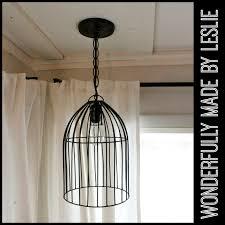 wonderfully made diy ceiling light fixture