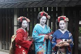 Geisha Hairstyles Japanese Geisha Hairstyles Mysteries Of The Orient
