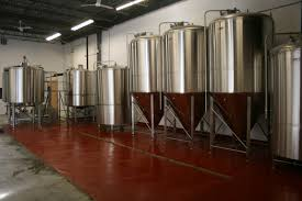 equipment kane brewing company