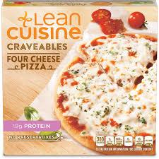 four cheese pizza lean cuisine