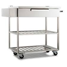 stainless steel cabinets for outdoor kitchens newage products outdoor kitchen cabinet stainless steel bar cart
