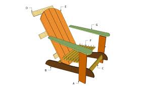 Morris Chair Plans Howtospecialist How by Diy Chair Plans Free Do It Your Self