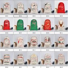 large christmas gift bags 2018 christmas gift bags large organic heavy canvas bag santa sack