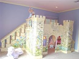 Princess Castle Bunk Bed Ideas For A Princess Bedroom Amazing Princess Castle Bunk