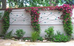appealing design decor metal garden trellis arch metal wall