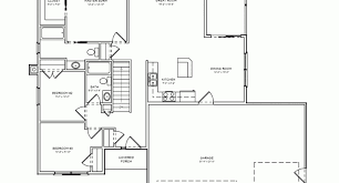 House Plans With 3 Bedroom House Plan With Double Garage 2 Bedroom House Plans