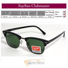 Harga Kacamata Rayban Sunglasses jual kacamata rayban clubmaster murah louisiana brigade