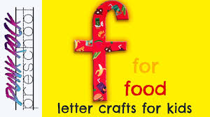 letter f for food fun preschool crafts for kids best preschool