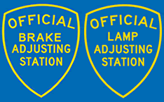 brake and light inspection locations products services