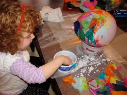 easter egg paper mache the chocolate muffin tree tissue paper mache easter egg sculptures