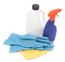 free image of bathroom cleaning