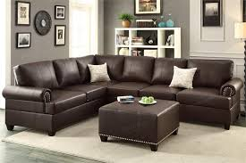Reversible Sectional Sofa by Kathryn Reversible Sectional Sofa F7770 Poundex