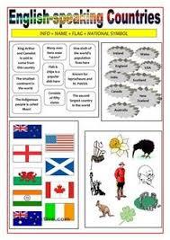 english kids fun english speaking countries pays ecole