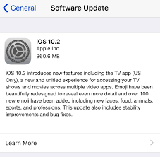 apple ios 10 3 is now available what is included in this major