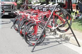 parking bike rack design bicycles stack exchange