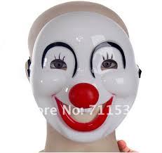 cheap masks 5pcs lot cheap clown costumes masks masquerade masks mardi gras