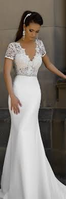 fitted wedding dresses 581 best wedding dresses with sleeves images on