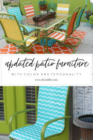 Refinish Iron Patio Furniture by 25 Unique Refinished Patio Furniture Ideas On Pinterest Patio