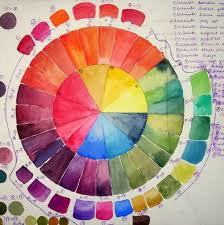 161 best colour wheel images on pinterest color theory colors
