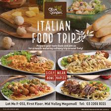 Olive Garden Online Job Application Sole What Mid Valley Megamall