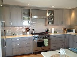 Oak Cabinet Kitchen Rift Cut Oak Kitchen Cabinets Kitchen Decoration