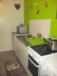 cuisine blanche et verte cuisine mur vert pomme 1 ma cuisine verte pomme grise et