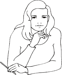 coloring pages women coloring pages woman4 women coloring pages