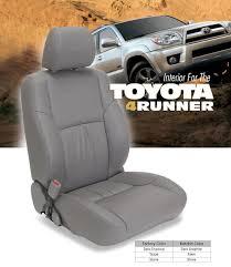 toyota leather seats toyota 4runner sr5 katzkin leather seats 2010 2011 2012 2013