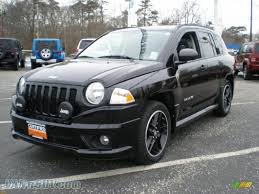 2007 jeep compass sport 4x4 in black 377892 vannsuv com vans
