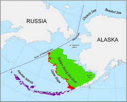 Aleutian Islands Map Four Noaa Fisheries Surveys To Collect Data Crucial To Sustainable